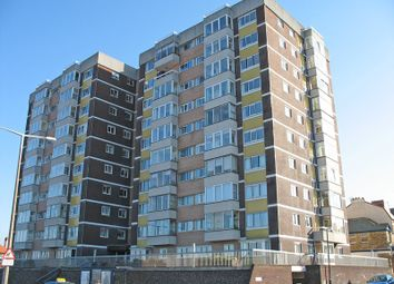 Thumbnail 1 bed flat to rent in Lakeland House, Marine Road East, Bare, Morecambe