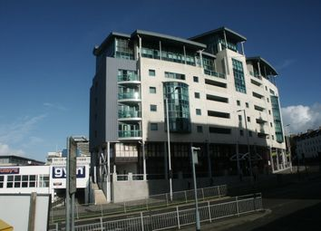 Thumbnail 1 bedroom property for sale in Flat 1 The Crescent, Plymouth, Devon