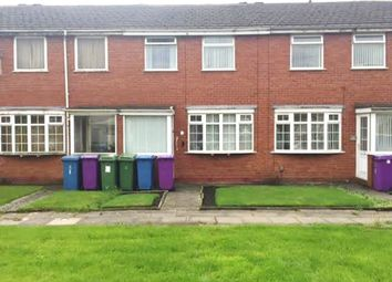 Thumbnail 3 bed terraced house to rent in Sandy Green, Walton, Liverpool