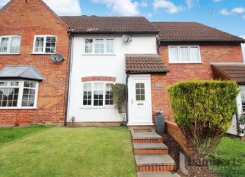 Thumbnail 2 bed terraced house for sale in Needle Close, Studley