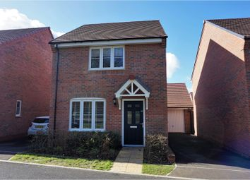 Thumbnail 2 bed detached house for sale in Rothschild Drive, Sarisbury Green