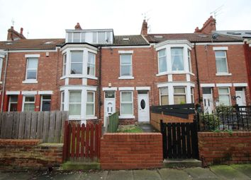 Thumbnail 4 bed flat for sale in Cambridge Avenue, Whitley Bay