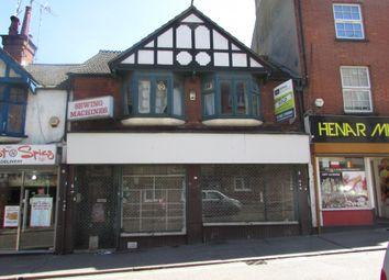Thumbnail Retail premises for sale in Wellington Street, Luton, Bedfordshire