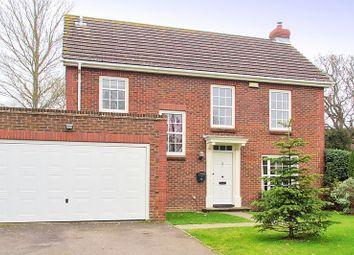 Thumbnail 4 bed detached house for sale in Larchfield Close, Aldwick, Bognor Regis