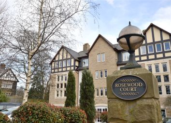 Thumbnail 1 bed flat for sale in Rosewood Court, Park Avenue, Roundhay, Leeds