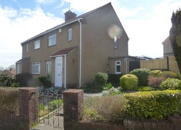 Thumbnail 2 bed semi-detached house for sale in Furzewood Road, Kingswood, Bristol