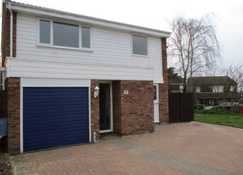 Thumbnail 4 bed detached house to rent in Mountbatten Road, Braintree
