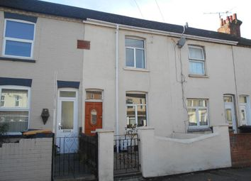 Thumbnail 3 bed terraced house for sale in Beatrice Street, Kempston, Bedforshire