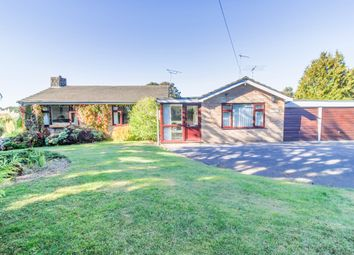 Thumbnail 4 bed bungalow for sale in Chilbolton, Stockbridge, Hampshire