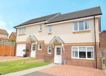 Thumbnail 3 bed semi-detached house for sale in Mosshall Drive, Bishopton, Renfrewshire