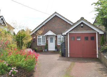 Thumbnail 3 bedroom detached bungalow for sale in Wannock Lane, Willingdon, Eastbourne