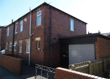 Thumbnail 2 bedroom semi-detached house for sale in Elizabeth Street, Wakefield, West Yorkshire