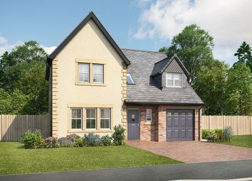 "Thumbnail 4 bed detached house for sale in ""Warwick"" at Strawberry How, Cockermouth"