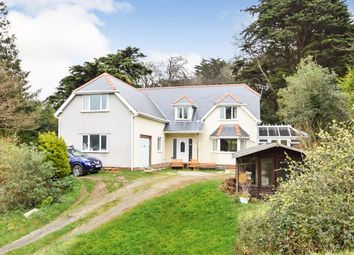 Thumbnail 4 bedroom detached house for sale in Glan Y Coed Park, Dwygyfylchi, Penmaenmawr