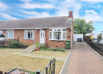 Thumbnail 3 bedroom semi-detached bungalow for sale in Oliver Close, Ramsey, Huntingdon