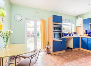 Thumbnail 3 bed terraced house for sale in Byron Avenue, New Malden
