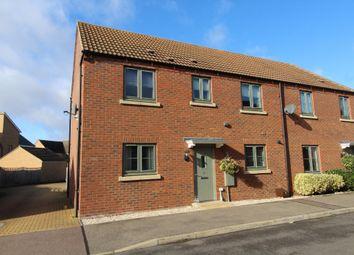 3 bed semi-detached house for sale in Fair Isle View, Oakridge Park, Milton Keynes, Buckinghamshire MK14