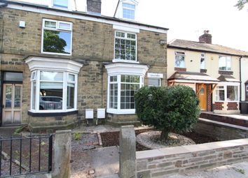 Thumbnail 3 bed end terrace house for sale in Greenhill Main Road, Sheffield