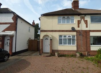 Thumbnail Semi-detached house for sale in Kingston Avenue, Wigston, Leicestershire