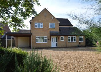 Thumbnail 3 bed detached house for sale in Empingham Road, Stamford