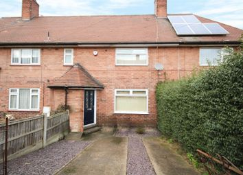 Thumbnail 3 bed terraced house to rent in Leybourne Drive, Bestwood Park, Nottinghamshire