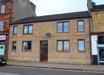 Thumbnail 2 bedroom flat for sale in Alexander Street, Airdrie, North Lanarkshire