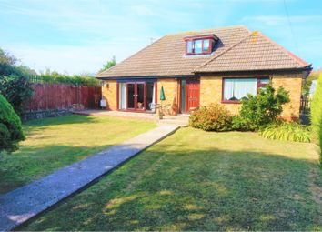 Thumbnail 4 bed detached bungalow for sale in Clarence Avenue, Filey