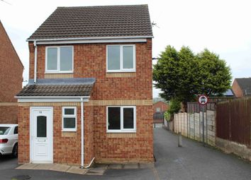 Thumbnail 2 bed detached house to rent in Mount Pleasant, Ilkeston, Derbyshire