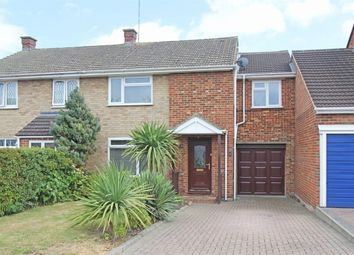 Thumbnail 4 bed semi-detached house for sale in Westerham Road, Sittingbourne, Kent