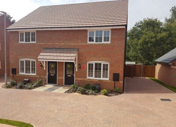 Thumbnail 3 bed semi-detached house for sale in St Margarets View, Crick, Northampton