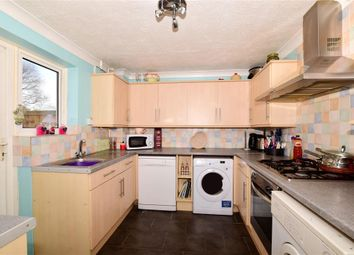 Thumbnail 3 bed terraced house for sale in Cedar Close, Ashford, Kent