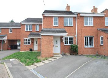 Thumbnail 2 bed semi-detached house for sale in Russett Close, Barwell, Leicester