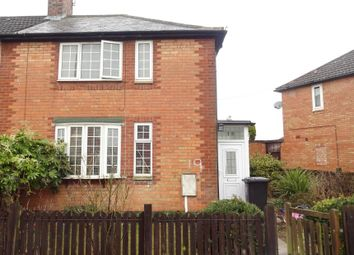 Thumbnail 3 bed town house for sale in Webster Road, Braunstone, Leicester