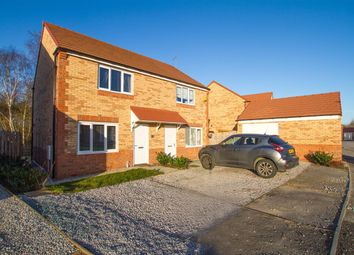 Thumbnail 2 bed semi-detached house for sale in Sanderson Way, Swinton, Mexborough