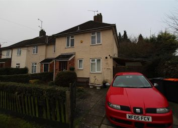 Thumbnail 3 bed end terrace house to rent in Benning Avenue, Dunstable