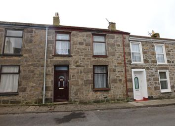 Thumbnail 3 bed terraced house for sale in William Street, Camborne