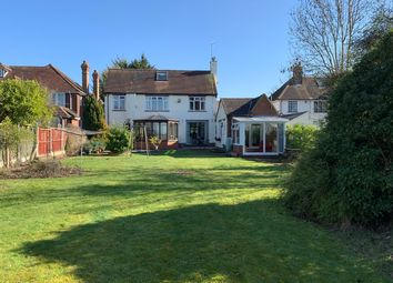 Thumbnail 4 bedroom detached house for sale in Galleywood Road, Chelmsford