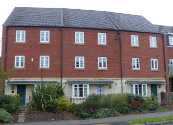Thumbnail 3 bed town house for sale in Brunel Way, Church Gresley
