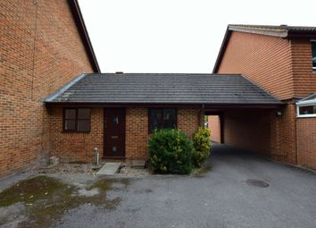Thumbnail 1 bed flat for sale in Nether Vell-Mead, Church Crookham, Fleet