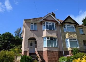 Thumbnail 3 bed semi-detached house for sale in Occombe Valley Road, Preston, Paignton, Devon.