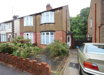 Thumbnail 2 bed semi-detached house for sale in Sunridge Avenue, Luton