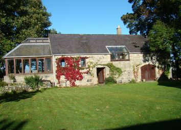 Thumbnail 4 bed farmhouse to rent in Newmachar, Aberdeen