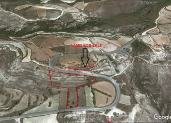 Thumbnail Land for sale in Kathikas, Pafos, Cyprus