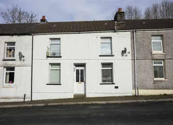 Thumbnail 3 bed terraced house for sale in Commercial Street, Nantymoel, Bridgend, Mid Glamorgan
