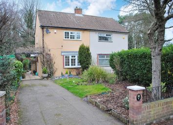Thumbnail 2 bed semi-detached house for sale in Twyford Gardens, Bishop's Stortford