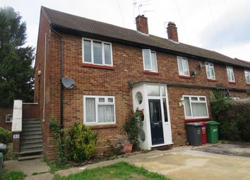 Thumbnail 2 bed flat for sale in Coniston Crescent, Burnham, Slough