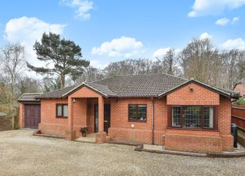 Thumbnail 2 bed detached bungalow for sale in Windlesham, Surrey