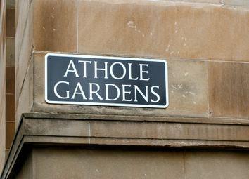 Athole Gardens, Glasgow G12