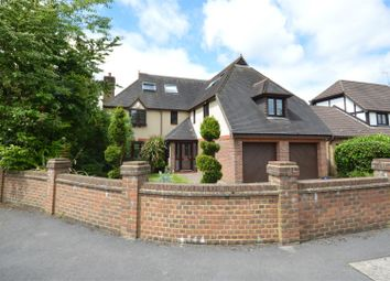 Thumbnail 7 bed detached house for sale in Heathcote, Tadworth, Surrey