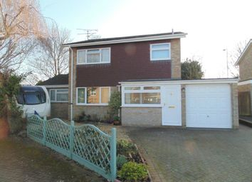 Thumbnail 3 bedroom detached house for sale in Marigold Close, Basingstoke